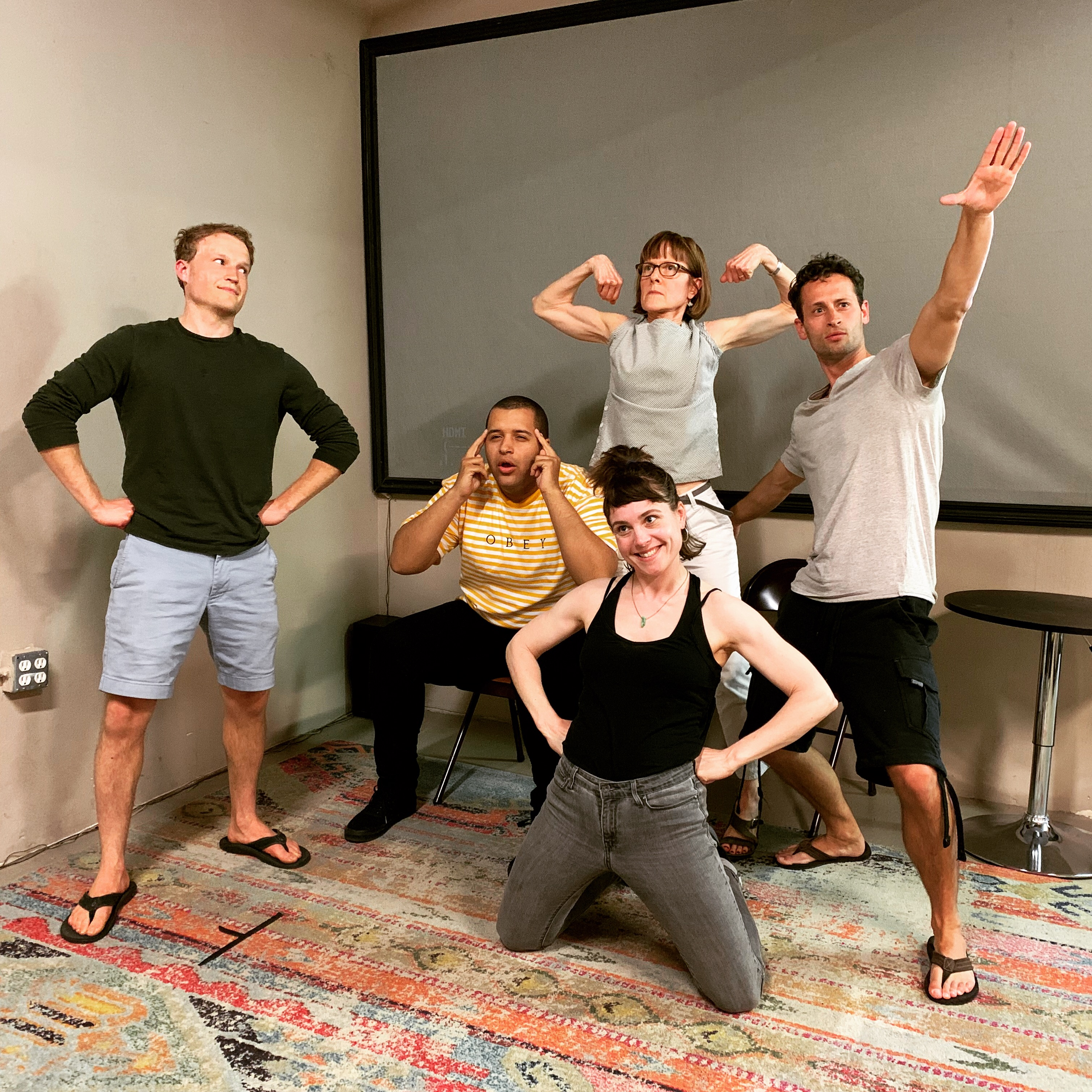 Intro to Acting class Portland